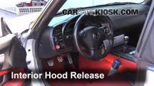 2005 Honda S2000 2.2L 4 Cyl. Capó