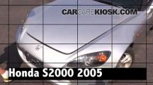 2005 Honda S2000 2.2L 4 Cyl. Review