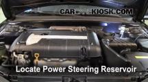 2005 Hyundai Elantra GLS 2.0L 4 Cyl. Sedan (4 Door) Power Steering Fluid
