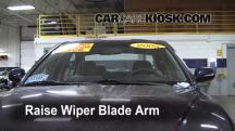 2005 Hyundai Elantra GLS 2.0L 4 Cyl. Sedan (4 Door) Windshield Wiper Blade (Front)