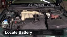 2005 Jaguar X-Type 3.0L V6 Sedan Battery