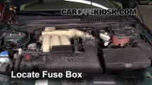 2005 Jaguar X-Type 3.0L V6 Sedan Fusible (motor)