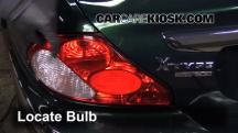 2005 Jaguar X-Type 3.0L V6 Sedan Lights
