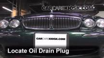 2005 Jaguar X-Type 3.0L V6 Sedan Oil