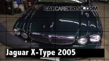 2005 Jaguar X-Type 3.0L V6 Sedan Review