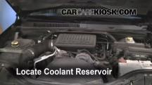 2005 Jeep Grand Cherokee Limited 4.7L V8 Coolant (Antifreeze)