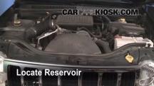 2005 Jeep Grand Cherokee Limited 4.7L V8 Líquido limpiaparabrisas