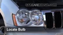 2005 Jeep Grand Cherokee Limited 4.7L V8 Luces