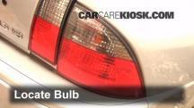 2005 Lincoln LS Sport 3.9L V8 Lights