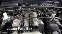 2005 Mazda Miata LS 1.8L 4 Cyl. Fuse (Engine)
