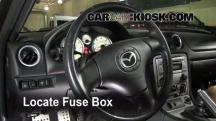 2005 Mazda Miata LS 1.8L 4 Cyl. Fusible (interior)