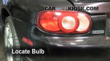 2005 Mazda Miata LS 1.8L 4 Cyl. Luces