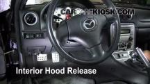 2005 Mazda Miata LS 1.8L 4 Cyl. Capó