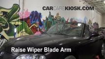 2005 Mazda Miata LS 1.8L 4 Cyl. Windshield Wiper Blade (Front)