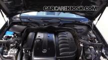 2005 Mercedes-Benz E320 CDI 3.2L 6 Cyl. Turbo Diesel Fusible (motor)