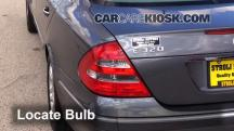 2005 Mercedes-Benz E320 CDI 3.2L 6 Cyl. Turbo Diesel Luces