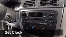 2005 Mercury Sable GS 3.0L V6 Sedan Reloj