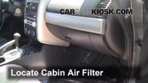 2005 Mitsubishi Galant ES 2.4L 4 Cyl. Air Filter (Cabin)
