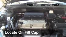 2005 Mitsubishi Galant ES 2.4L 4 Cyl. Oil