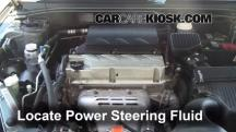 2005 Mitsubishi Galant ES 2.4L 4 Cyl. Power Steering Fluid