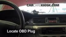 2005 Mitsubishi Lancer ES 2.0L 4 Cyl. Check Engine Light