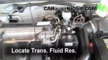 2005 Pontiac Sunfire 2.2L 4 Cyl. Transmission Fluid