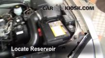 2005 Pontiac Sunfire 2.2L 4 Cyl. Windshield Washer Fluid