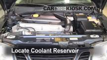 2005 Saab 9-5 Arc 2.3L 4 Cyl. Turbo Sedan Coolant (Antifreeze)