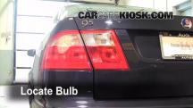 2005 Saab 9-5 Arc 2.3L 4 Cyl. Turbo Sedan Lights