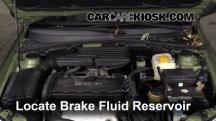 2005 Suzuki Forenza LX 2.0L 4 Cyl. Wagon Brake Fluid