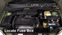 2005 Suzuki Forenza LX 2.0L 4 Cyl. Wagon Fusible (motor)