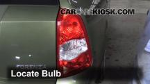 2005 Suzuki Forenza LX 2.0L 4 Cyl. Wagon Lights