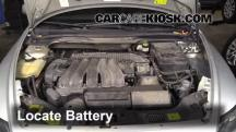 2005 Volvo S40 i 2.4L 5 Cyl. Battery
