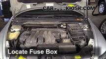 2005 Volvo S40 i 2.4L 5 Cyl. Fuse (Engine)