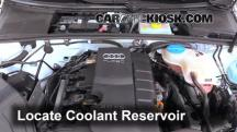2006 Audi A4 Quattro 2.0L 4 Cyl. Turbo Coolant (Antifreeze)
