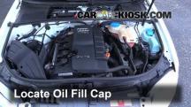 2006 Audi A4 Quattro 2.0L 4 Cyl. Turbo Oil