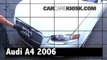 2006 Audi A4 Quattro 2.0L 4 Cyl. Turbo Review