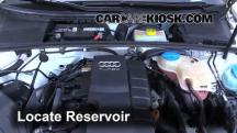 2006 Audi A4 Quattro 2.0L 4 Cyl. Turbo Windshield Washer Fluid