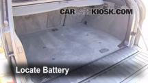 2006 BMW X5 4.4i 4.4L V8 Batería