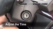 2006 BMW X5 4.4i 4.4L V8 Reloj