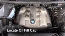2006 BMW X5 4.4i 4.4L V8 Aceite