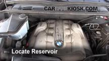 2006 BMW X5 4.4i 4.4L V8 Windshield Washer Fluid