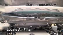 2006 Buick Lucerne CXS 4.6L V8 Air Filter (Cabin)