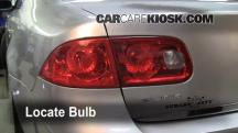 2006 Buick Lucerne CXS 4.6L V8 Lights