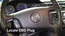 2006 Buick Lucerne CXS 4.6L V8 Check Engine Light