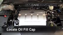 2006 Buick Lucerne CXS 4.6L V8 Oil