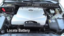 2006 Cadillac CTS 3.6L V6 Batería