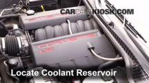2006 Chevrolet Corvette 6.0L V8 Convertible Coolant (Antifreeze)