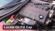 2006 Chevrolet Corvette 6.0L V8 Convertible Oil