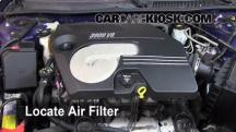 2006 Chevrolet Monte Carlo LT 3.9L V6 Air Filter (Engine)